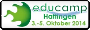 Banner für das EduCamp in Hattingen 2014